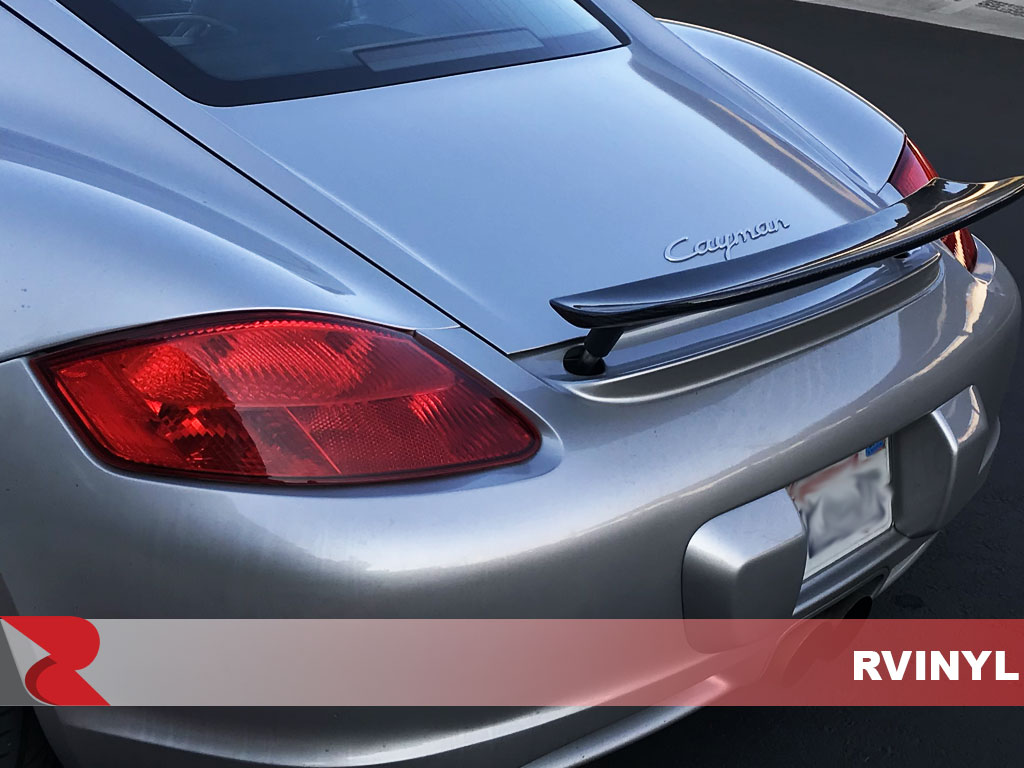 Rtint® Smoke Vinyl Film Wrap - Red - rtint-s-012