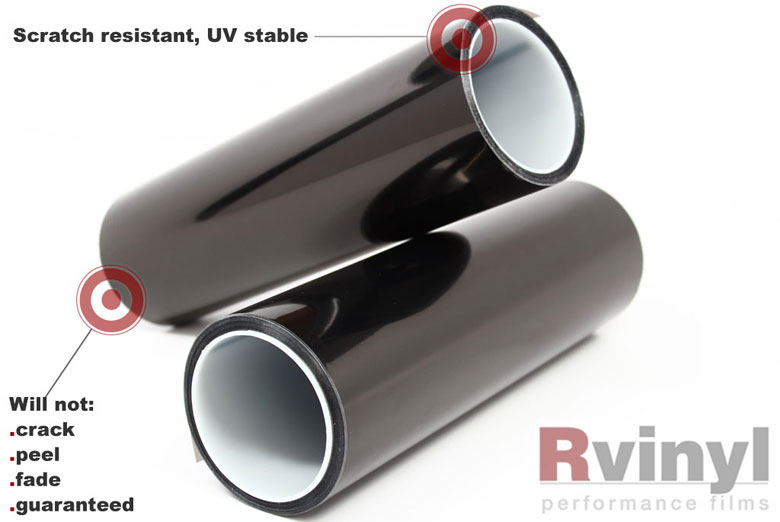 Smoke Light Tinting Vinyl Film
