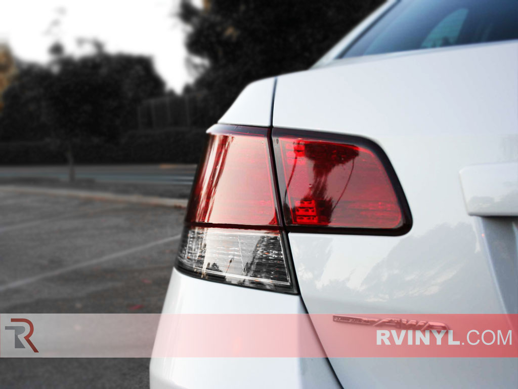 Rtint 174 Subaru Legacy 2010 2014 Tail Light Tint Film