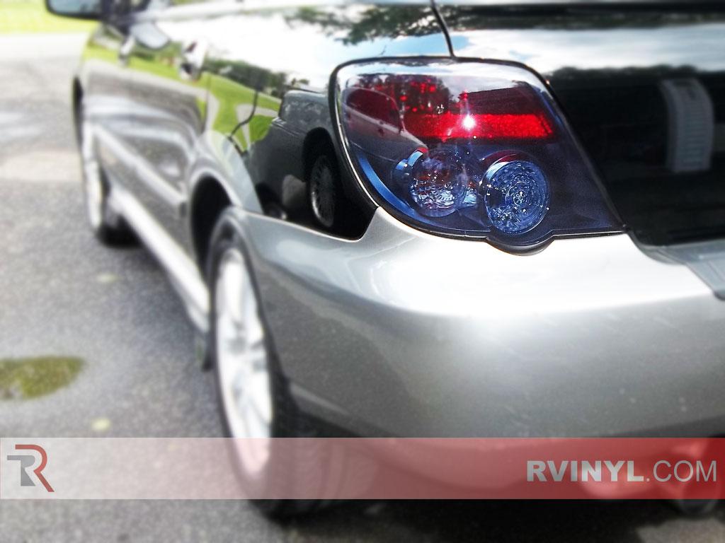 Subaru Wrx Sti 2004 2005 Tinted Tail Lights