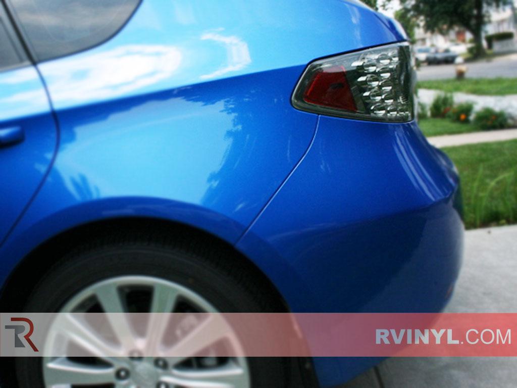 Rtint 174 Subaru Wrx Wagon 2008 2014 Tail Light Tint Film