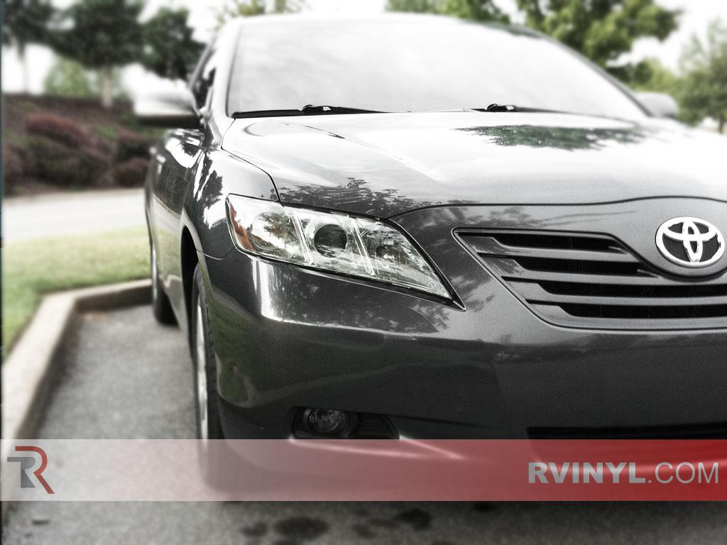 Rtint 174 Toyota Camry 2007 2009 Headlight Tint Film