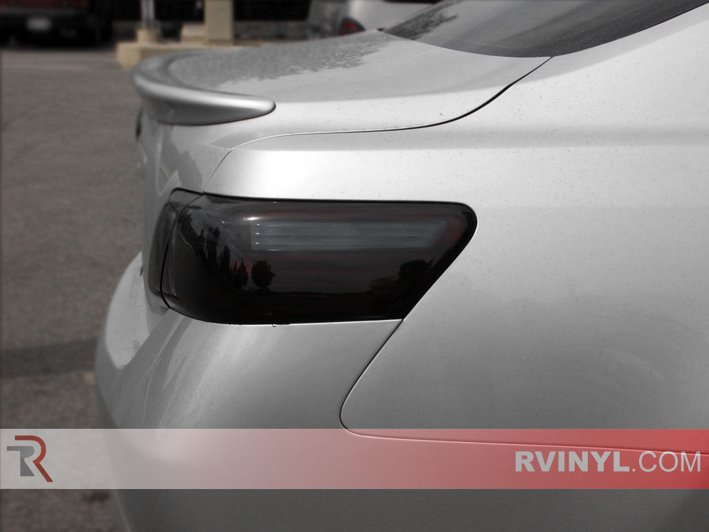 rtint toyota camry 2007 2011 tail light tint film. Black Bedroom Furniture Sets. Home Design Ideas