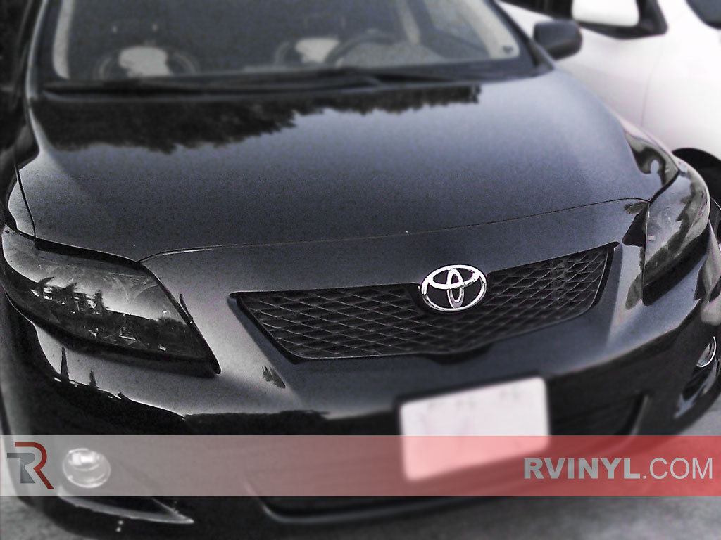 Toyota Corolla 2009 2017 Headlight Covers