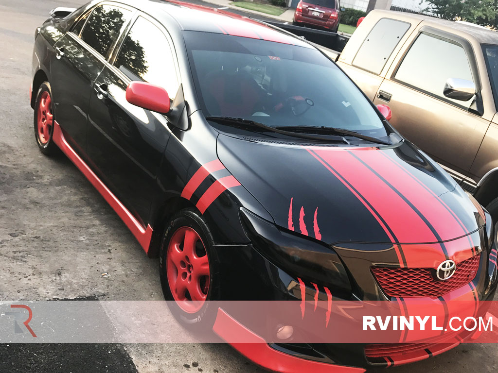 Rtint Toyota Corolla 2009 2013 Window Tint Kit Diy