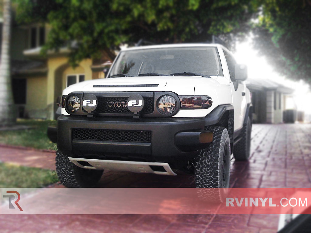 Toyota FJ Cruiser 2007-2014 Headlight Covers
