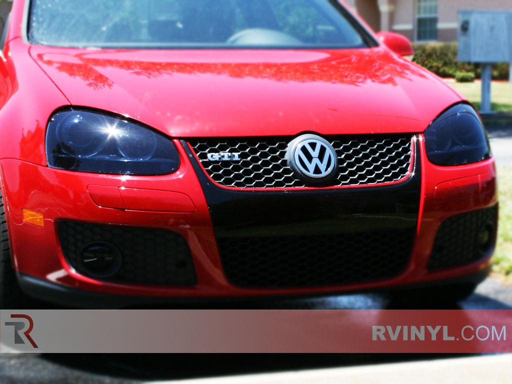 All Types gti 2006 : Rshield® Volkswagen GTI 2006-2009 Headlight Protection Kits ...