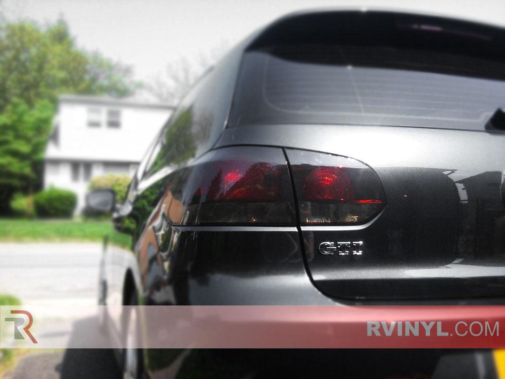 All Types gti 2006 : Rtint® Volkswagen GTI 2006-2009 Tail Light Tint|Film