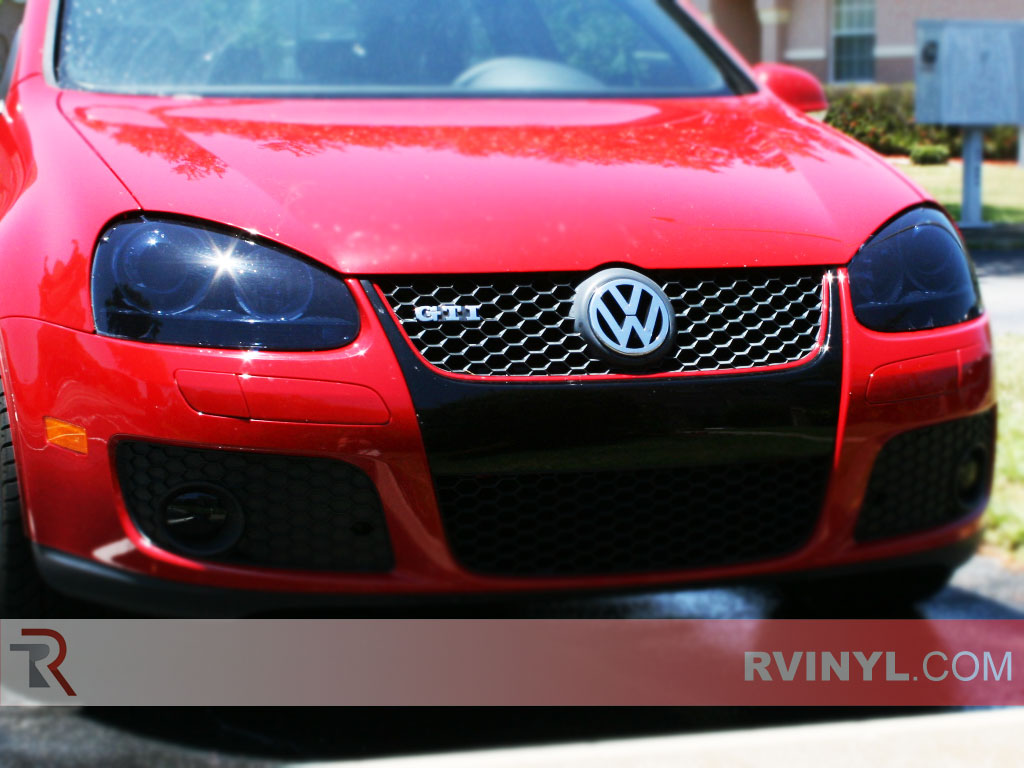 Volkswagen Jetta 2006 2010 Headlight Covers