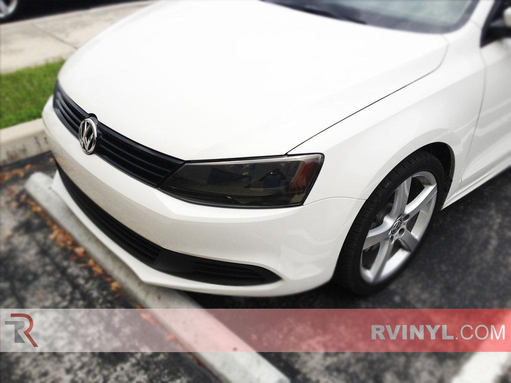 Volkswagen Jetta 2017 Headlight Tints