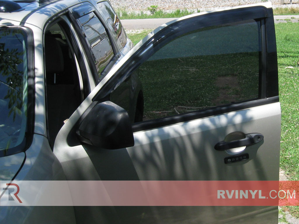 Rtint� Ford Explorer Window Film