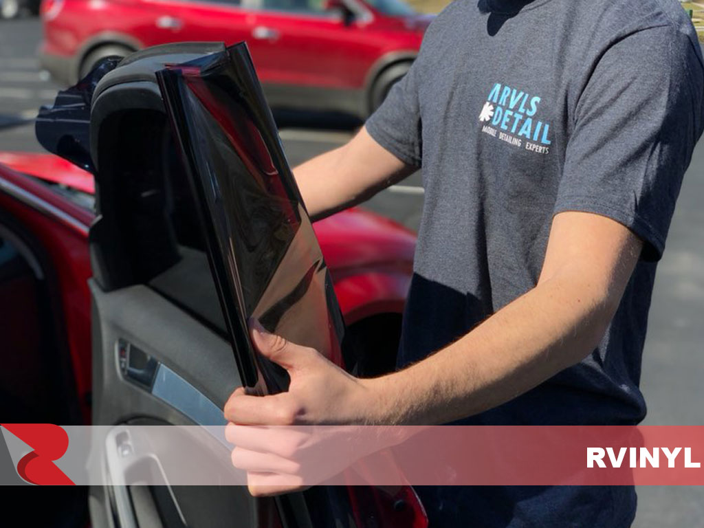 Audi Rtint™ DIY Window Tint Sheets