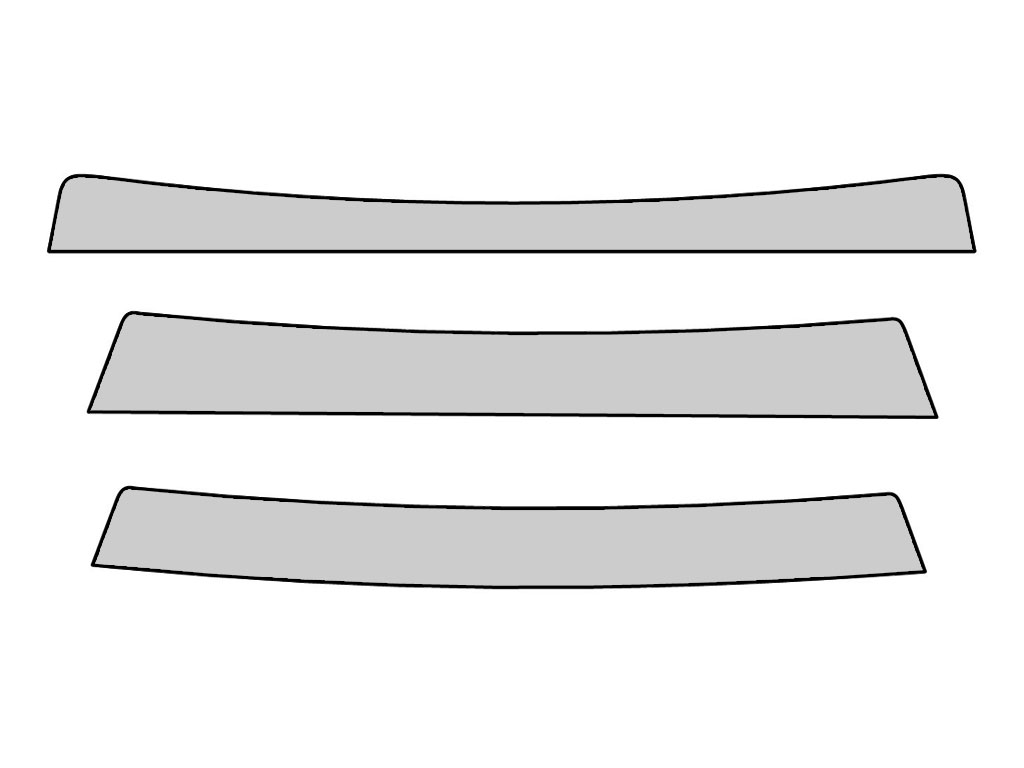 Rtint® Windshield Visor Tint Strip (Universal) - VWT-Universal