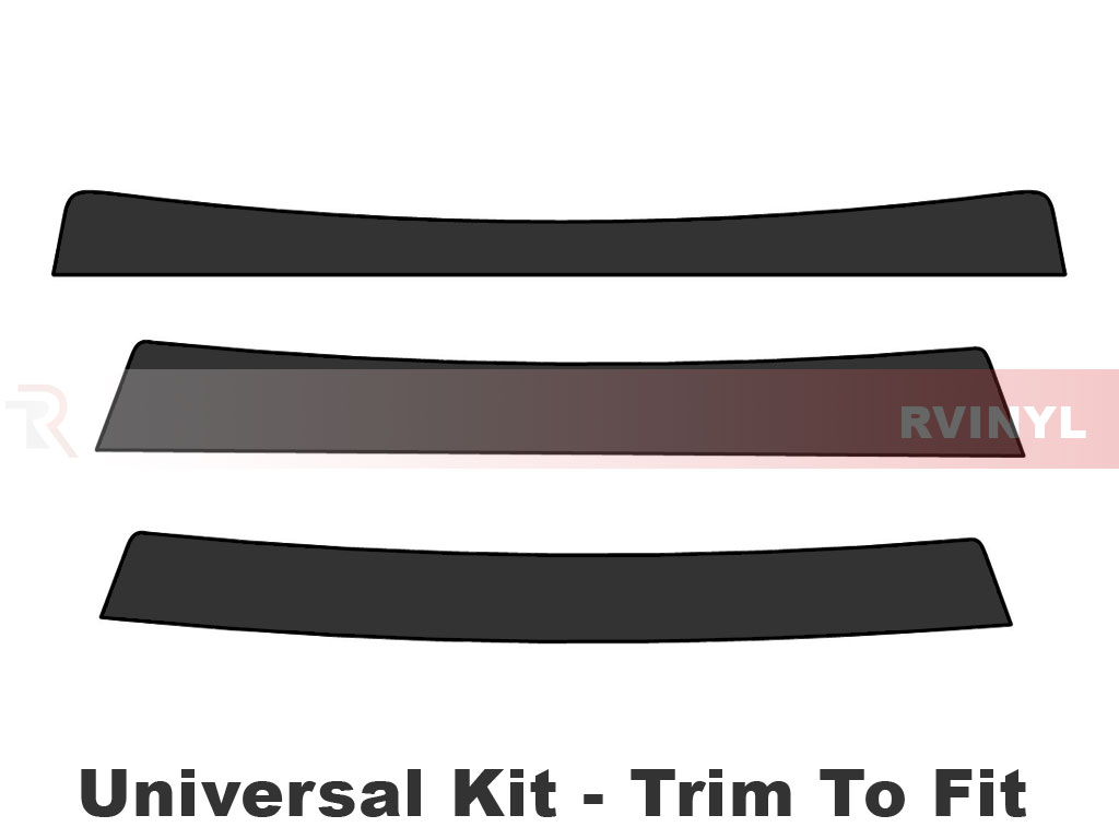 20% VLT Precut Windshield Tint Strip