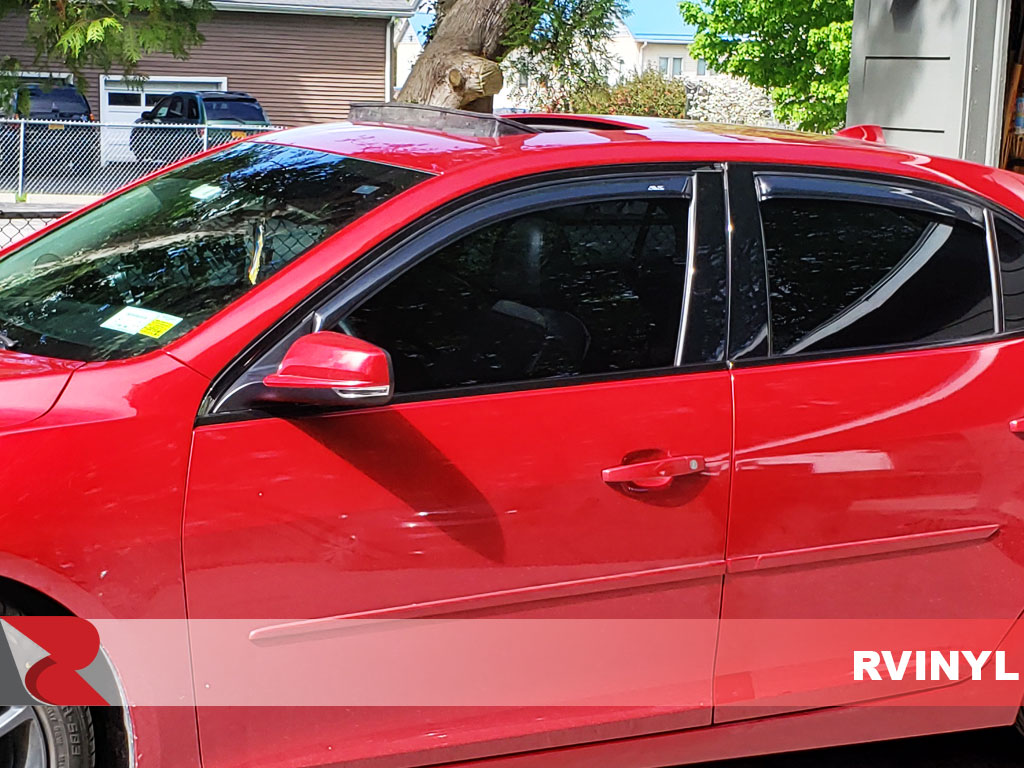 Red Window Tint >> Rtint Chevrolet Malibu 2013 2015 Window Tint Kit