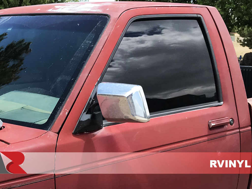 Rtint 1982 Chevrolet S-10 Driver Side Window Tint