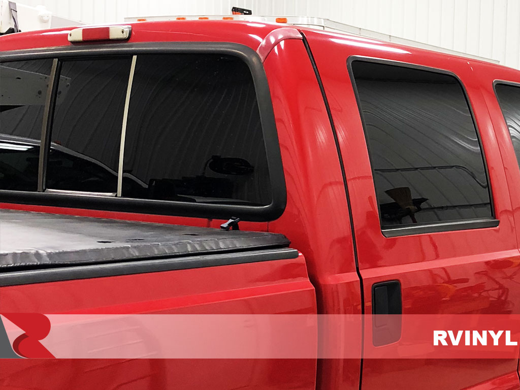 Rtint Window Tint Kit for Ford F-250 1999-2007 - Back Kit 20/% 4 Door