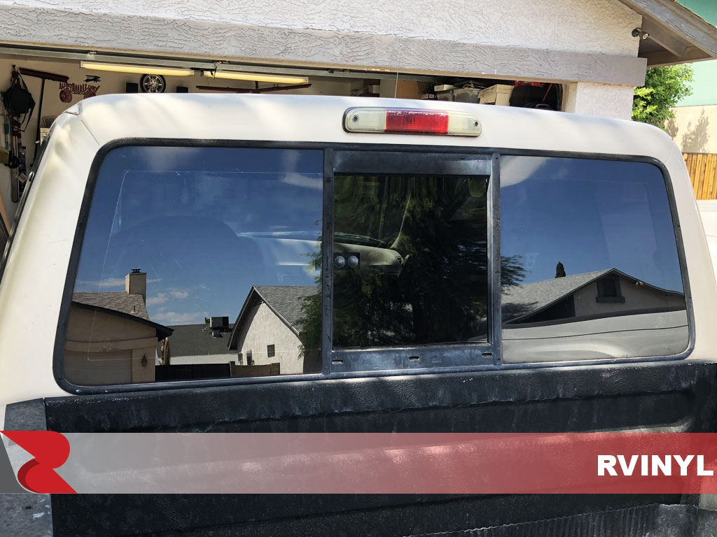Rtint Ford Ranger 1993-2011 20% Pre-cut Window Tint for Rear Windshield