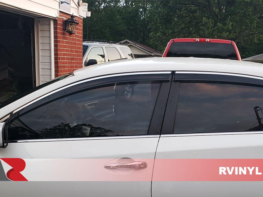 Tinting Films Sedan Rtint Precut Window Tint Kit for Subaru WRX 2015-2019
