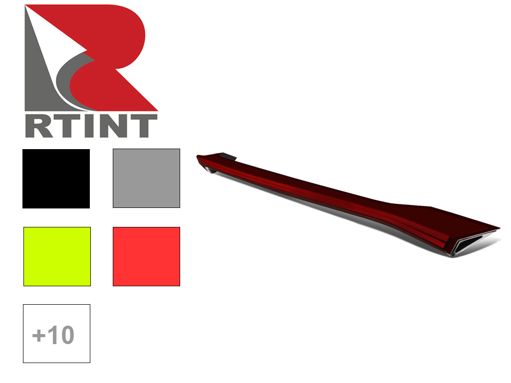 Rtint™ Spoiler Third Brake Light Tint Wrap