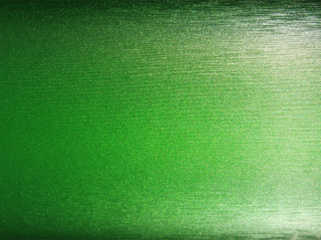 Green Brushed Aluminum Vinyl Film Wrap