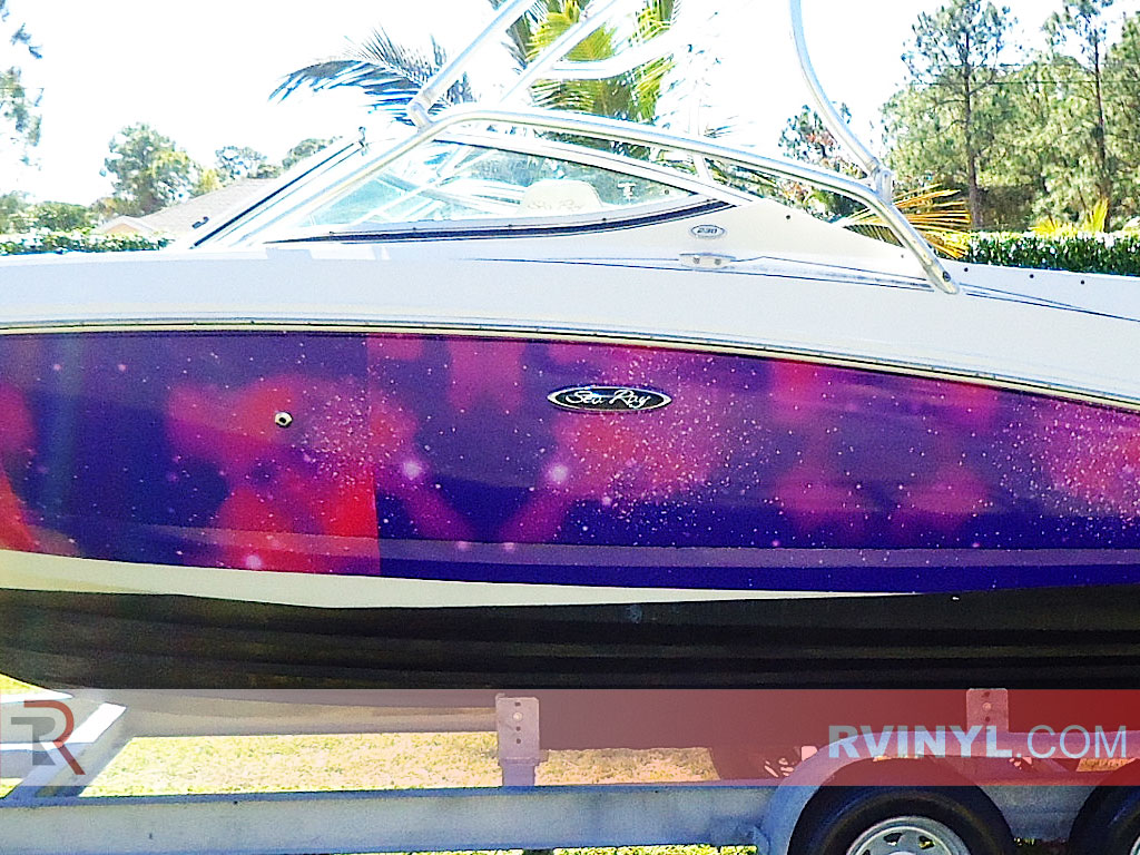 Rwraps? Galaxy Vinyl Film Wrap - Star Light