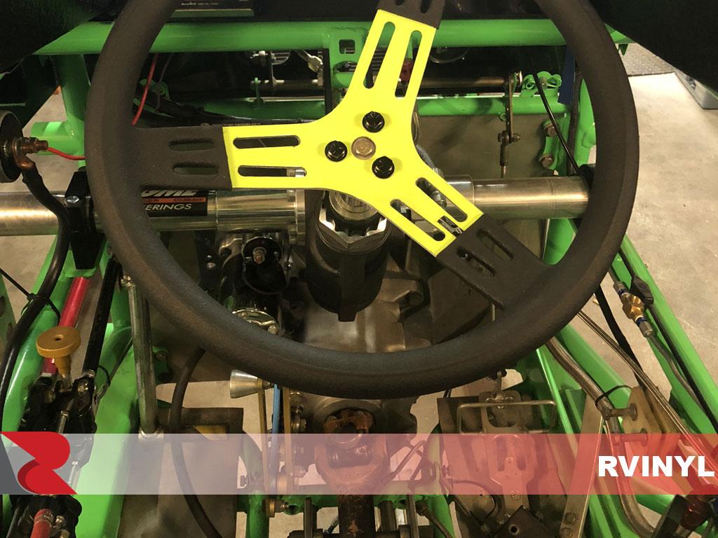 Rwraps™ Gloss Vinyl Film Wrap - Green (Neon)