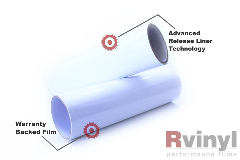 White Wrapping Films