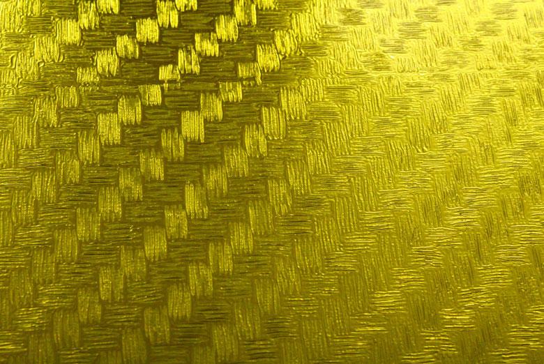 Rwraps R3 Yellow Carbon Fiber Vinyl Wrap Car Wrap Film