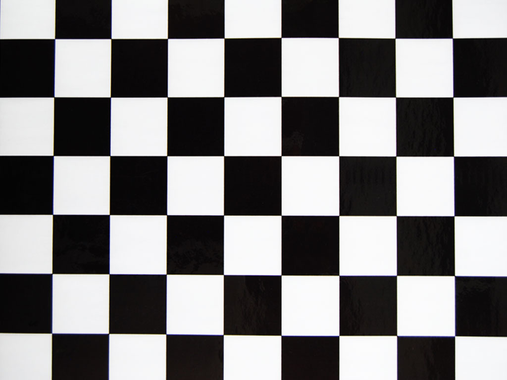 Checkered Flag Vinyl Film Wrap