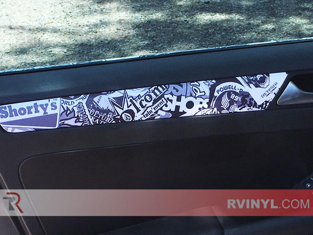 rwraps venice beach sticker bomb vinyl wrap car wrap film. Black Bedroom Furniture Sets. Home Design Ideas