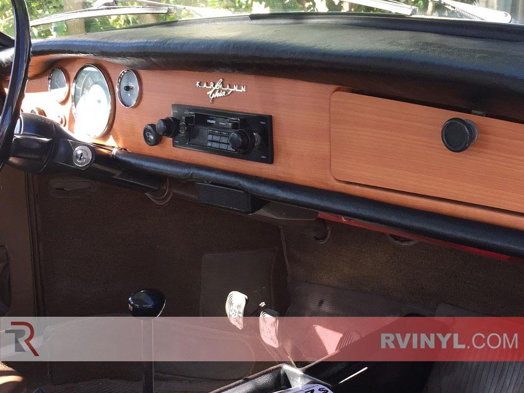 Rwraps Walnut Wood Vinyl Wraps Car Wrap Film