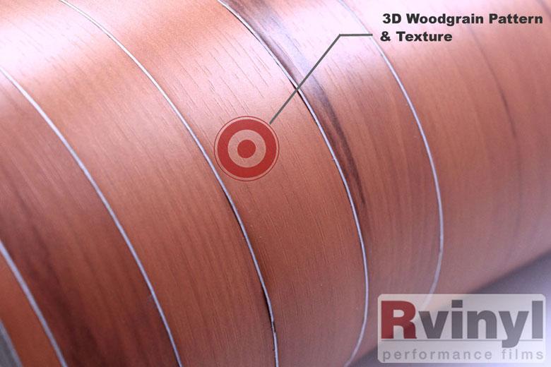 rwraps walnut wood vinyl wraps car wrap film. Black Bedroom Furniture Sets. Home Design Ideas