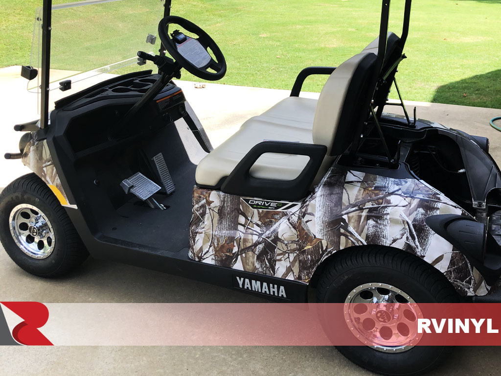 Rwraps™ Camouflage Back Country DIY Wrap For Yamaha