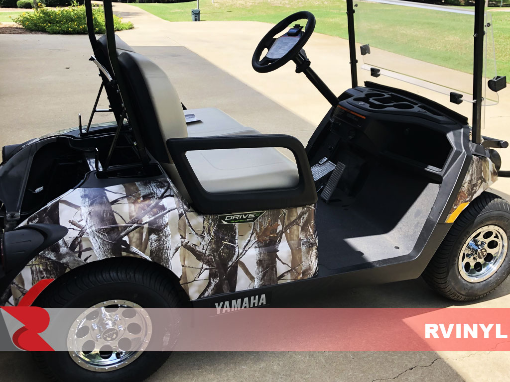 Rwraps™ Camouflage Back Country Custom Wrap For Yamaha