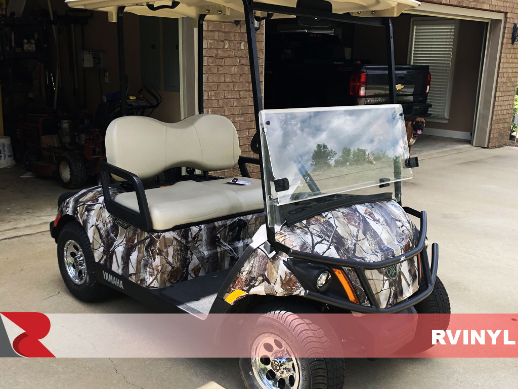 Rwraps™ Camouflage Back Country Wrap For Yamaha