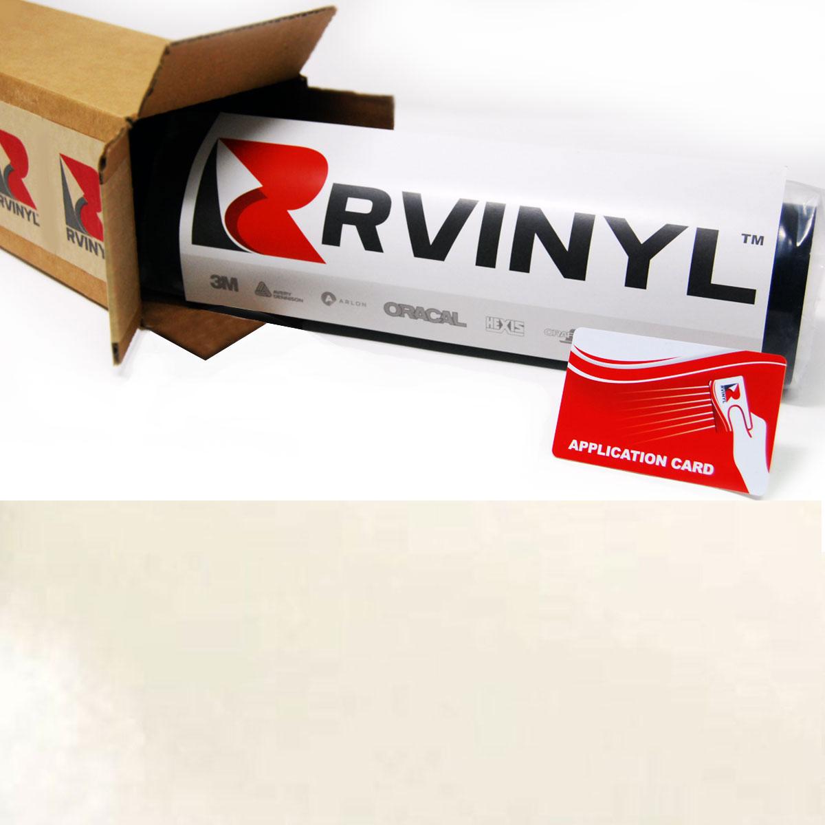 Rwraps™ Gloss Vinyl Film Wrap - Beige (Discontinued)