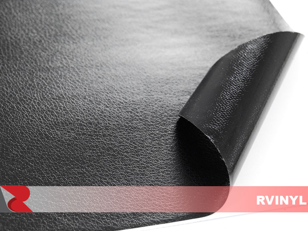 Rwraps Black Leather Sheet