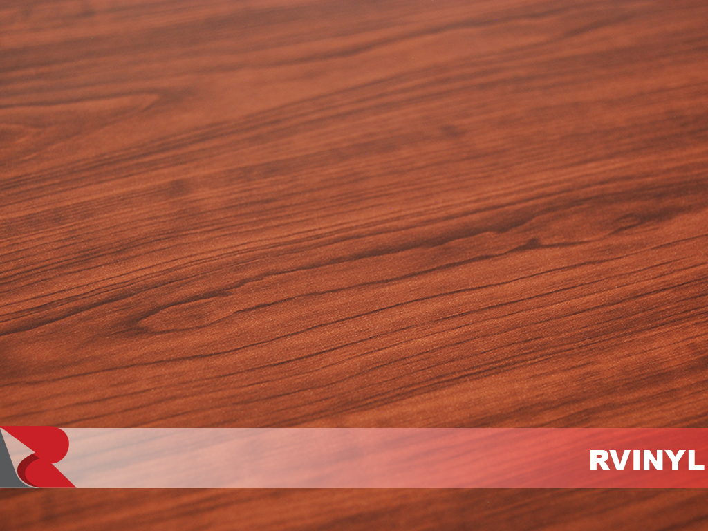 Rwraps Cocoa Maple Wood Grain Sheet