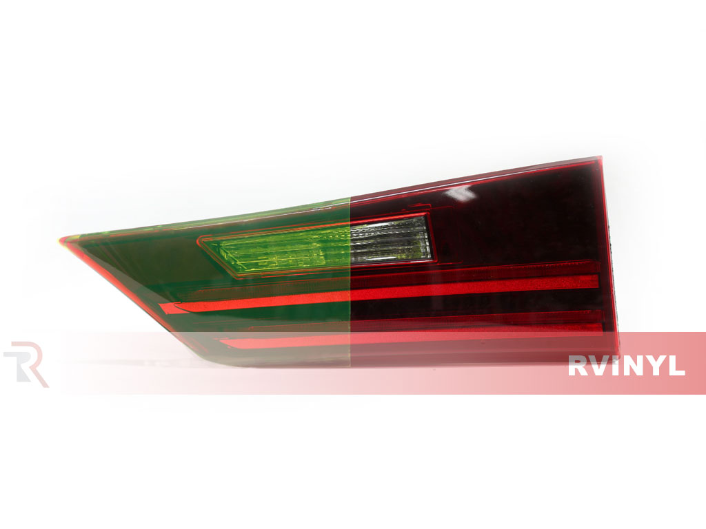Neon Smoke Tail Light Tint Example