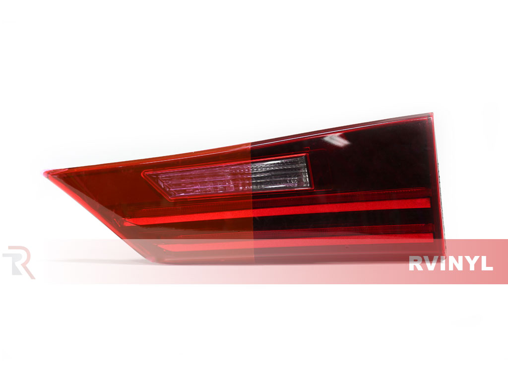 Pink Smoke Tail Light Tint Example