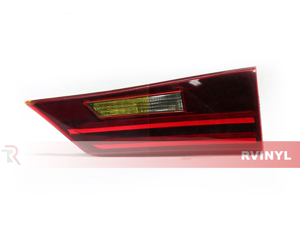 Yellow Smoke Tail Light Tint Example