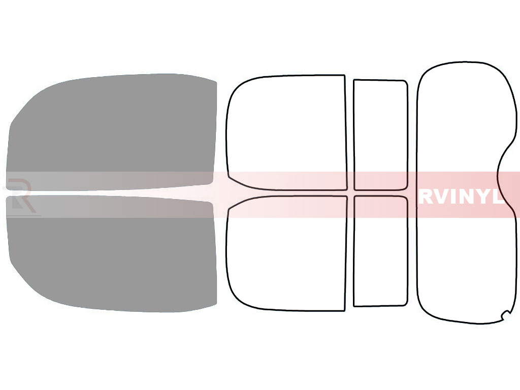 Rtint Nissan Cube 2009 2014 Window Tint Kit Diy Precut Audi Wiring Diagram For Headlights Yes 50