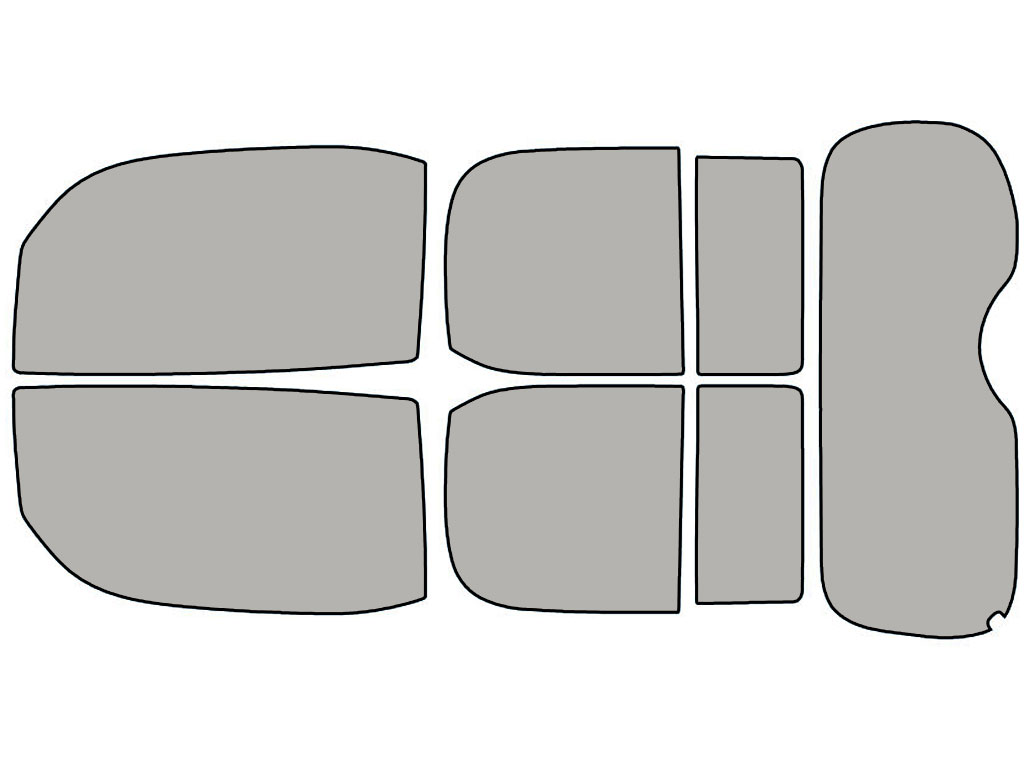 Nissan Cube 2009 2014 Dash Kits Diy Trim Kit Wiring Diagram For Headlights Window Tint