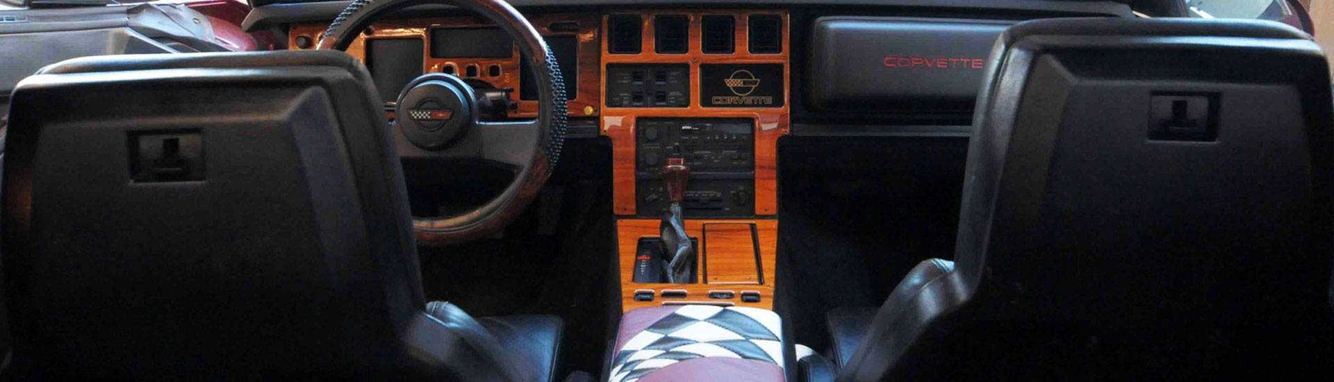 1987 Chevrolet Corvette Dash Kits
