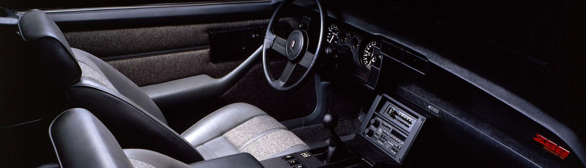 1988 Chevrolet Camaro Dash Kits