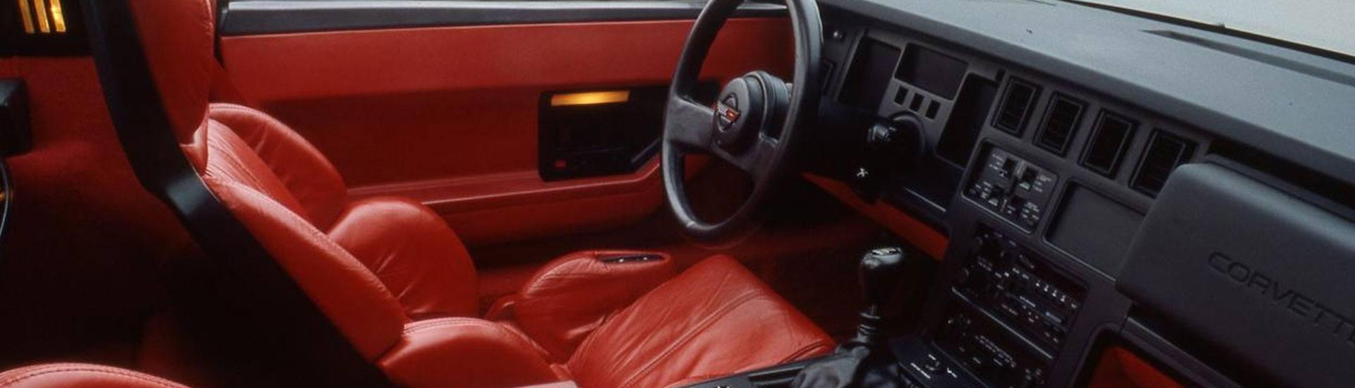 1989 Chevrolet Corvette Dash Kits Custom 1989 Chevrolet