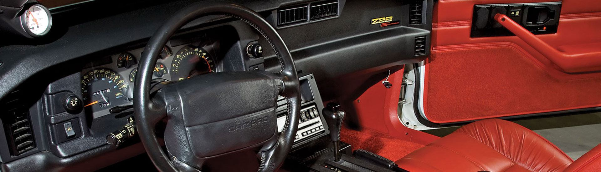1990 Chevrolet Camaro Dash Kits