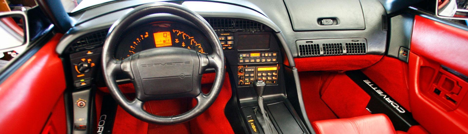 1995 Chevrolet Corvette Dash Kits Custom 1995 Chevrolet