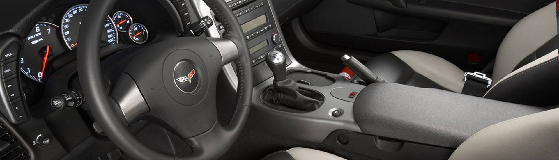 2006 Chevrolet Corvette Dash Kits
